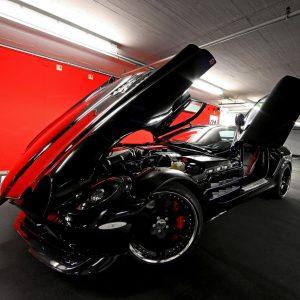 2011 Wheelsandmore Mc Laren Mercedes SLR 722 Epochal